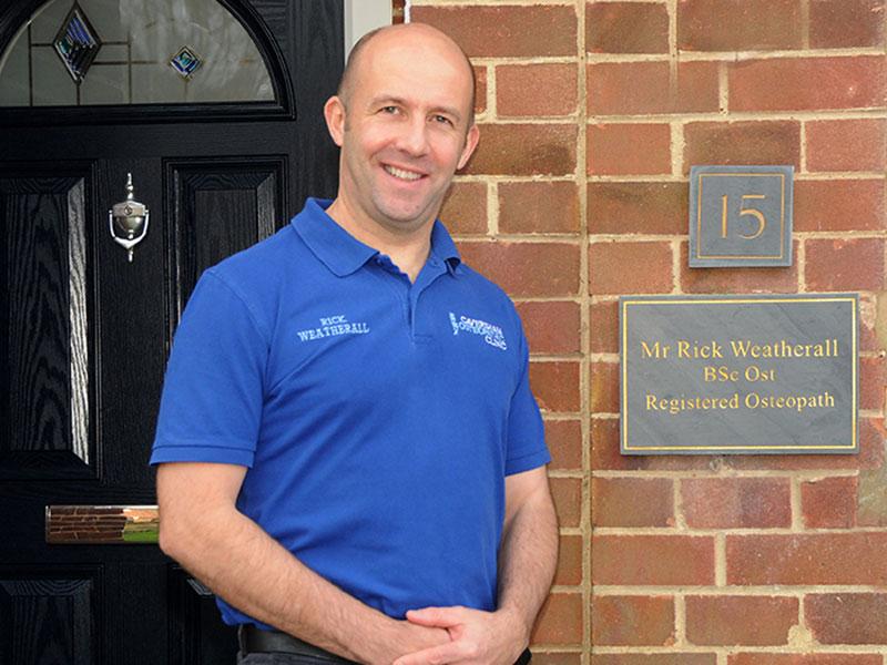 Visit Rick Weatheral Osteopath